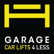 Garage Car Lifts 4 Less logo