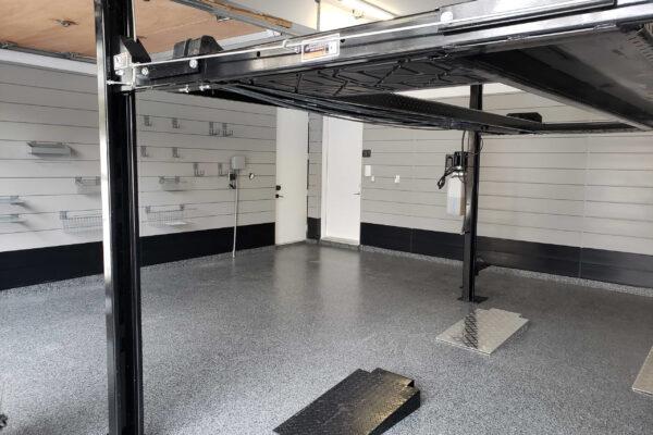 Garage Completed